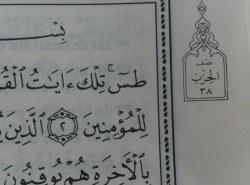 Kako se čitaju pojedinačna slova na početku Kur'anskih sura?