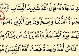 Šta znači ovo malo slovo mim iznad harfa u Kur'anu?