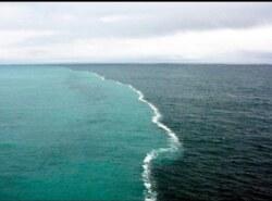Koja dva mora je Allah pustio da se dodiruju ali se ne miješaju?