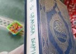 Je li zabranjeno pisati po Kur'anu ovako nešto?