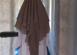 Da li su dozvoljeni hidžabi – himari sa ovim slojevima kao na slici?